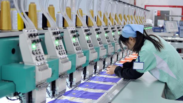 Tillverkning i Kina