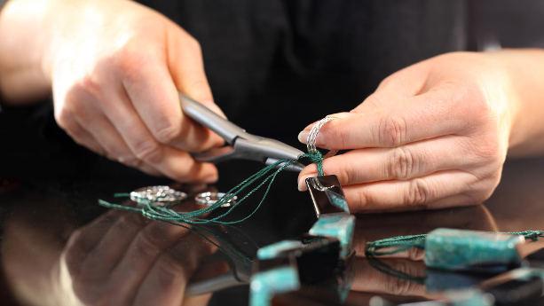 Smyckesfabrik