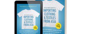 [Kindle E-bok] Import av kläder & textil från Asien 2018: Gratis t.o.m fredag