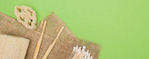Tillverkning av produkter i ekologiska och återvunna material