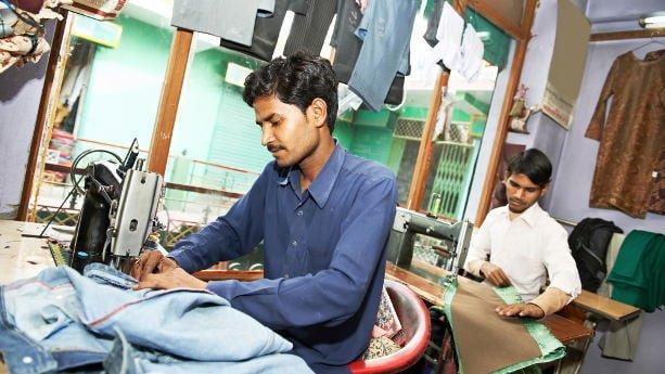 Indisk fabrik